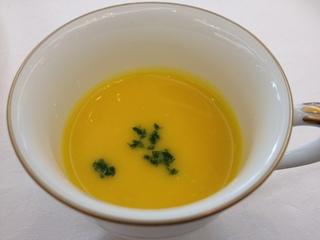 かぼちゃのクリームスープ.JPG
