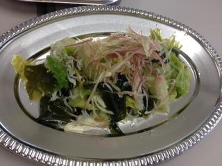 もみレタスの和風サラダ.JPG