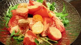 天山のトマトサラダ.jpg