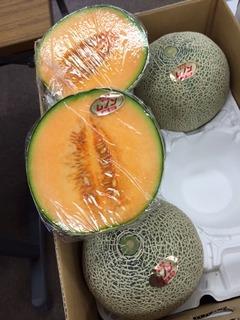 熊本産 レノンメロン.JPG